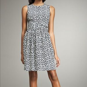 Phillip Lim 3.1 Leopard Print Silk Dress - 6